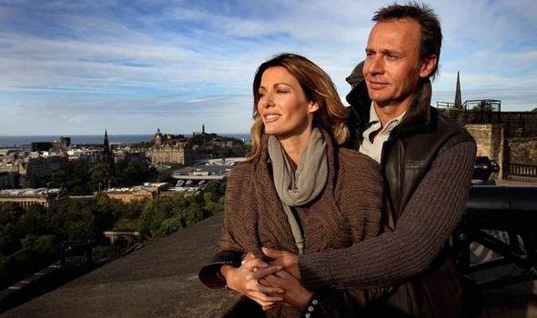 Ernesto & Kirsty Bertarelli